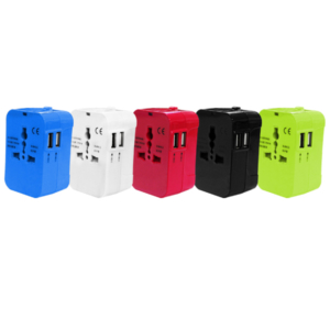 Block Travel Adapter BTA536