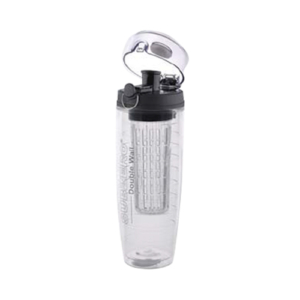 600ml Tritan Water Bottle with Fruit Infuser HS1921
