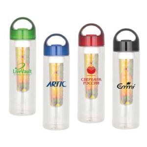 700ml Tritan Water Bottle with Fruit Infuser HS2024