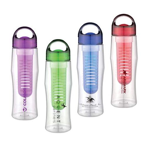 700ml Tritan Water Bottle with Fruit Infuser HS2040
