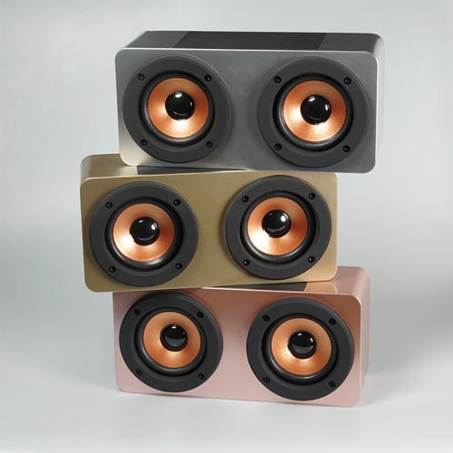 Metallic Touch Speaker TS2122