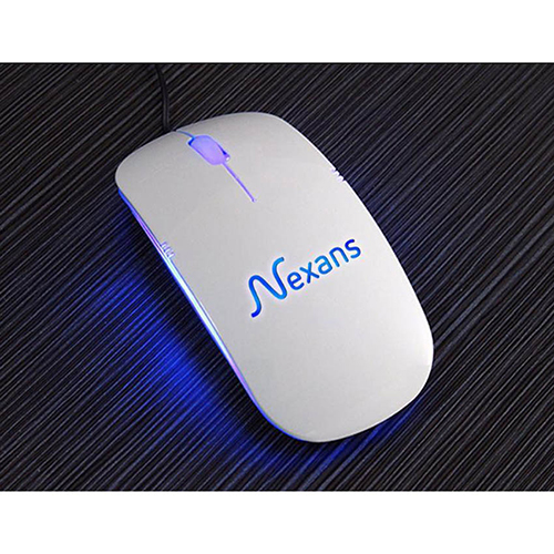 Wired Mini Leather Mouse LT012