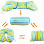 Three Ways Pillow