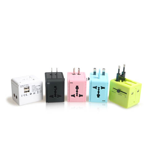 Travel Adaptor HS-8259B