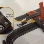 Travel Luggage Weighing Belt