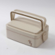 Rice Husk Lunch Box C1233 (Two Tiers)