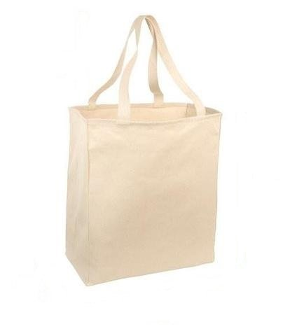 Eco corporate gifts Singapore canvas tote bag