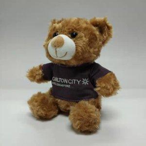Online Customised Plush Toy Supplier Singapore